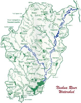 Nashua River Watershed