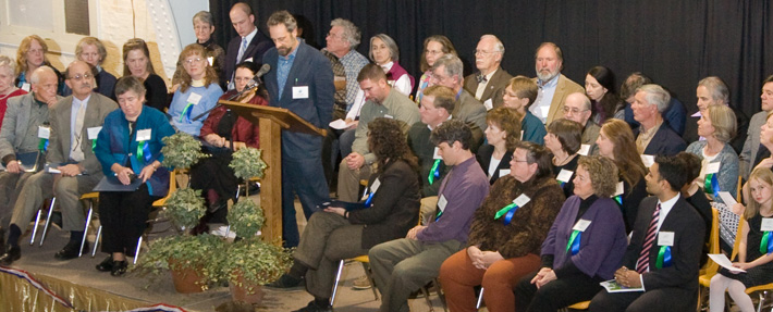 40 on Our 40th Awards: NRWA honors 40 individuals on 40th anniversary - Photo by Bob Lotz