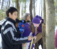 NRWA provides hands on outdoor science programs for youth