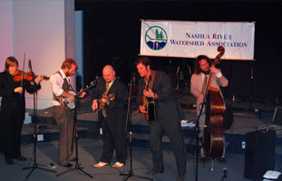 NRWA has been thrilled to have the Steep Canyon perform bluegrass benefit concerts