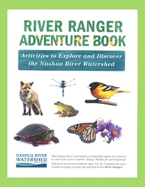 River Ranger Adventure Book cover