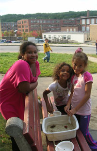 After-school program in Fitchburg