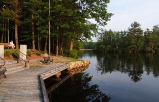 Dunn State Park in Gardner, MA - Photo by Marc N. Belanger